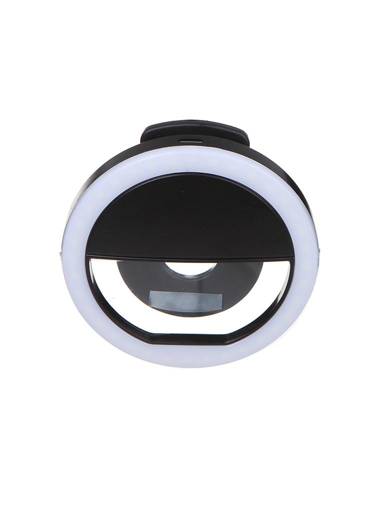 Кольцевая лампа DF LED-01 Black