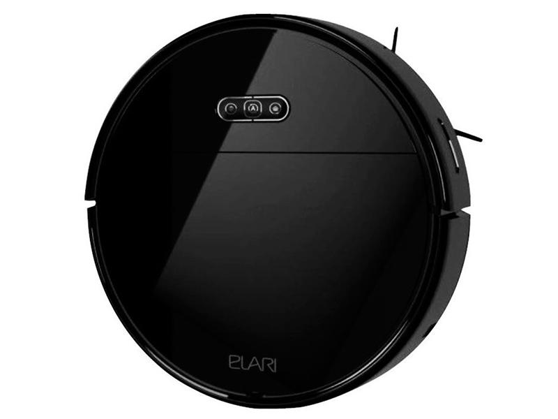 Робот-пылесос Elari SmartBot Brush Black
