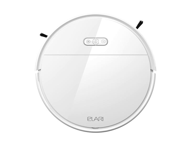 Робот-пылесос Elari SmartBot Brush White