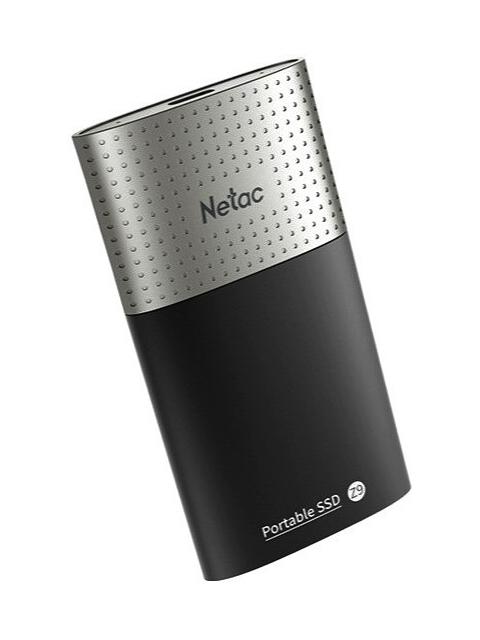 Фото - Твердотельный накопитель Netac Z9 500Gb NT01Z9-500G-32BK твердотельный накопитель netac z9 1tb nt01z9 001t 32bk