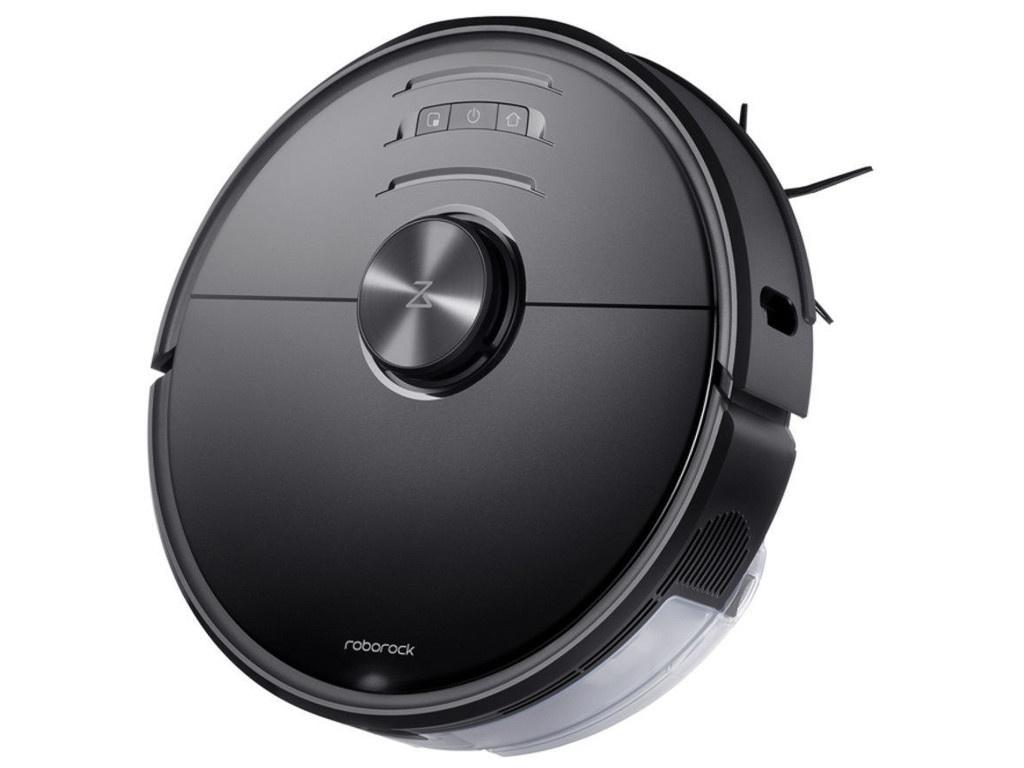 Робот-пылесос Roborock S6 MaxV Black S6V52-00 (Global) Выгодный набор + серт. 200Р!!!
