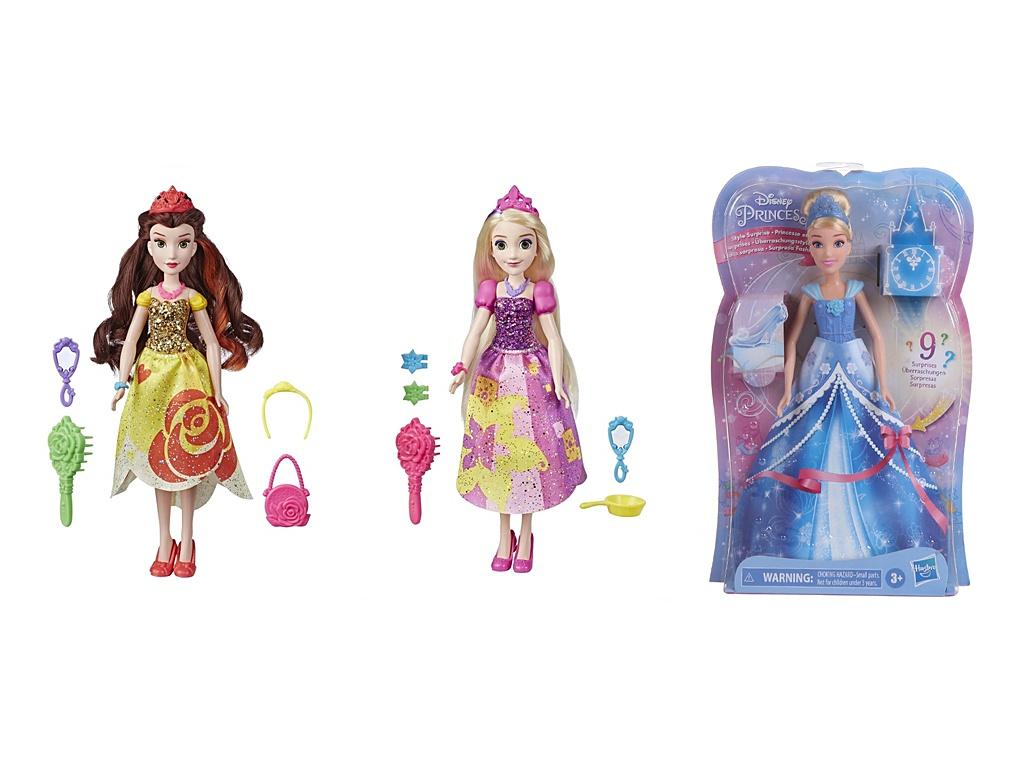 Игрушка Hasbro Disney Princess Кукла с аксессуарами () E3048EU6
