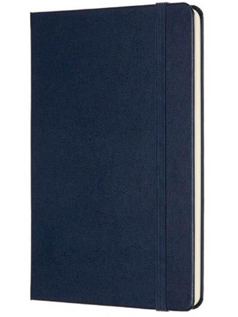 Блокнот Moleskine Classic Medium 115x180mm 120 листов Blue QP053B20 / 1127903