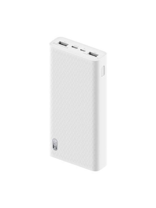 Внешний аккумулятор Xiaomi ZMI Power Bank QB821A 20000mAh White внешний аккумулятор hiper power bank mpx20000 20000mah gold