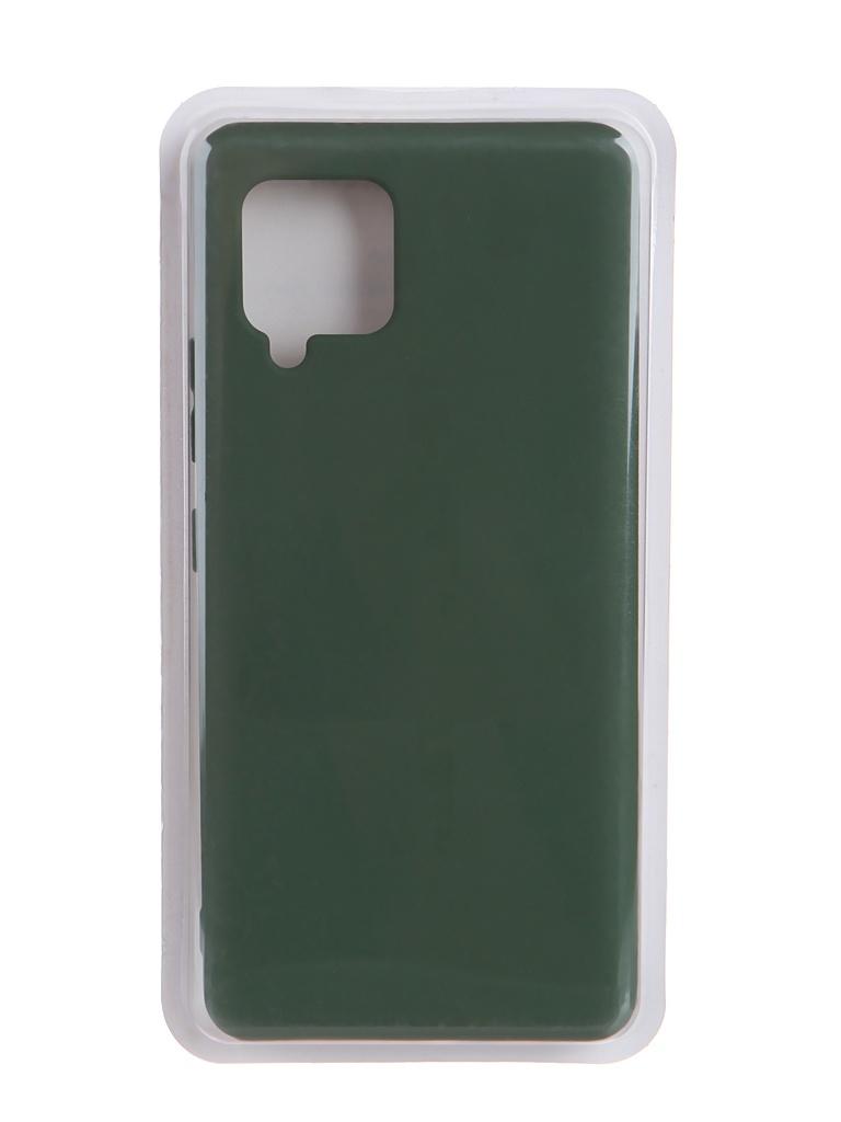 Чехол Innovation для Samsung Galaxy A42 Soft Inside Khaki 19095