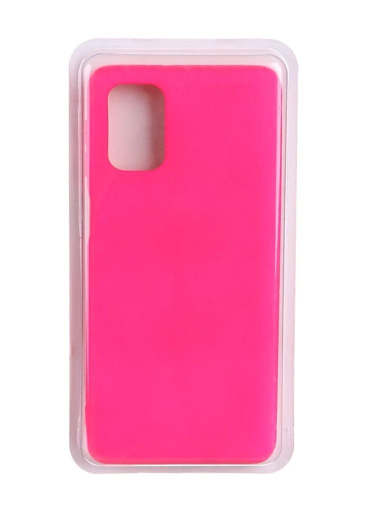 Чехол Innovation для Samsung Galaxy M31S Soft Inside Light Pink 19114 чехол innovation для samsung galaxy m31s soft inside blue 18952
