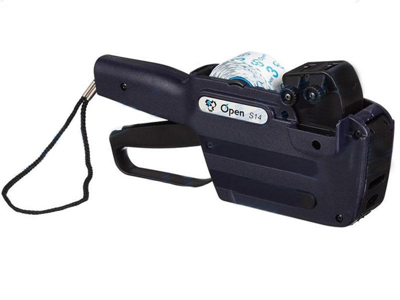 Этикет-пистолет Open S14