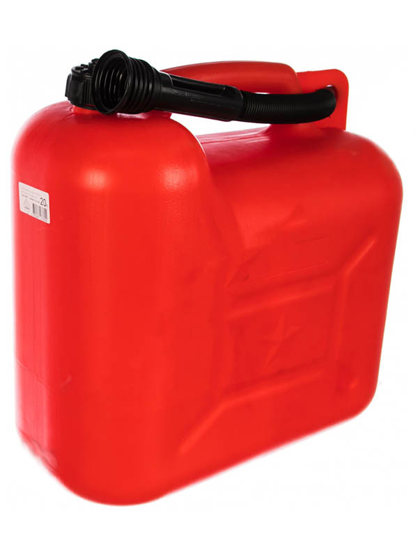 Канистра Главдор GL-322 20L Red 52337