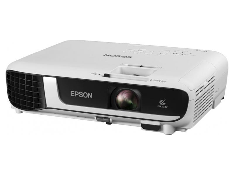 Фото - Проектор Epson EB-W51 V11H977040 проектор epson eb x06 белый [v11h972040]