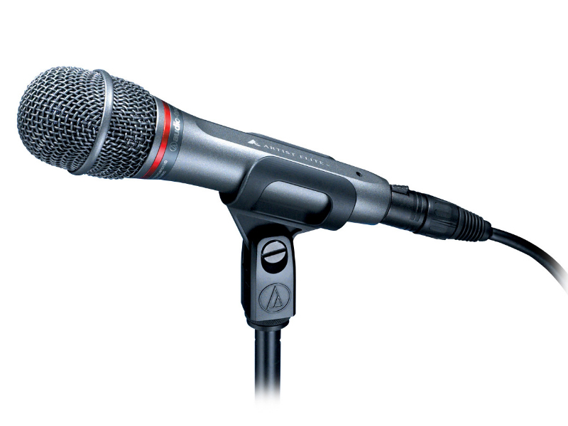 Фото - Микрофон Audio-Technica AE4100 микрофонный капсюль audio technica audio technica atw c3300