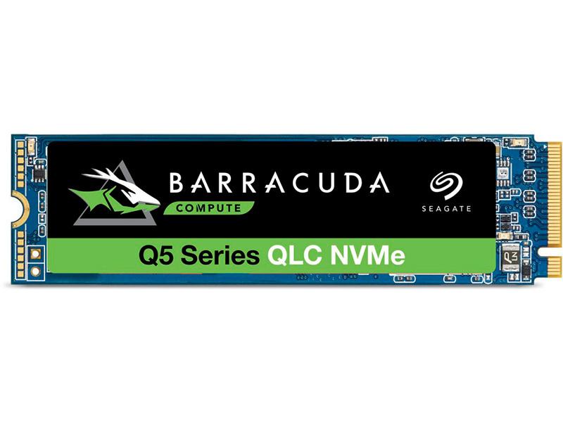 Твердотельный накопитель Seagate BarraCuda Q5 M.2 2280 500Gb ZP500CV3A001