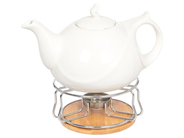 Заварочный чайник Daniks 850ml 306657