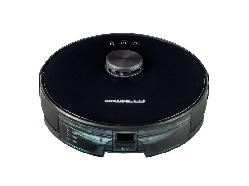Робот-пылесос Wally U1 Black