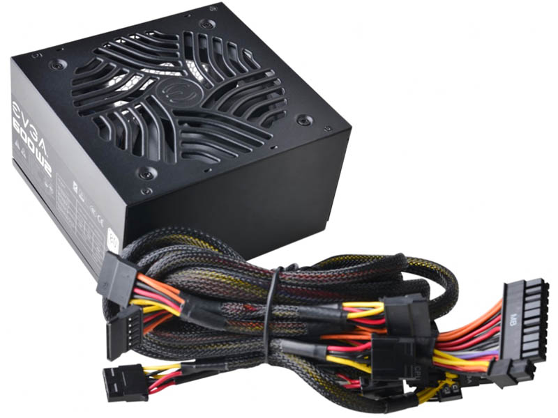 Блок питания EVGA 600 W2 100-W2-0600-K2 600W