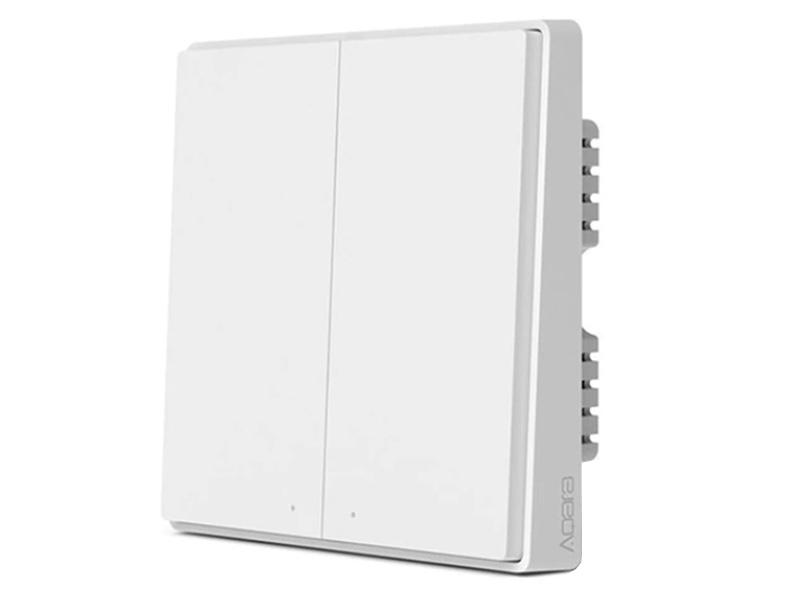 Выключатель Xiaomi Aqara Smart Wall Switch D1 QBKG22LM