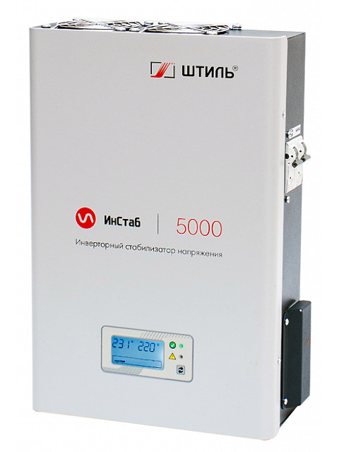 Стабилизатор Штиль Инстаб IS5000 стабилизаторы напряжения штиль штиль is5000