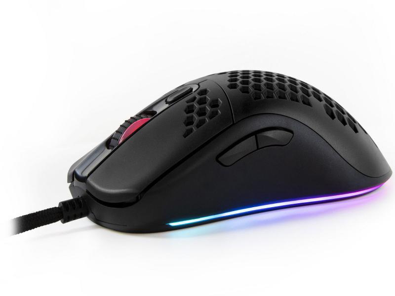 Мышь Arozzi Favo Black