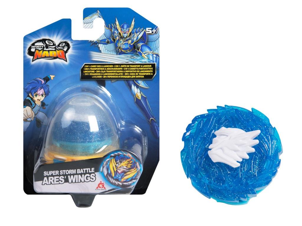Йо-Йо Росмэн Infinity Nado Волчок Компакт Ares Wings 37693