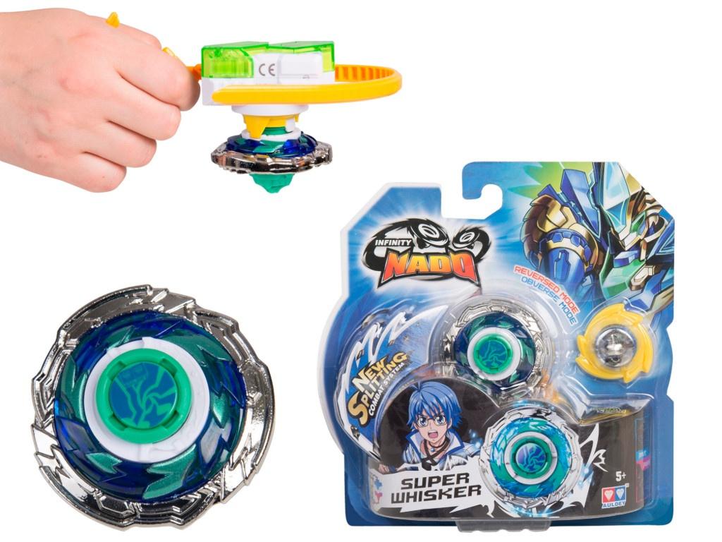 Йо-Йо РОСМЭН Infinity Nado Волчок Стандарт Super Whisker 36046