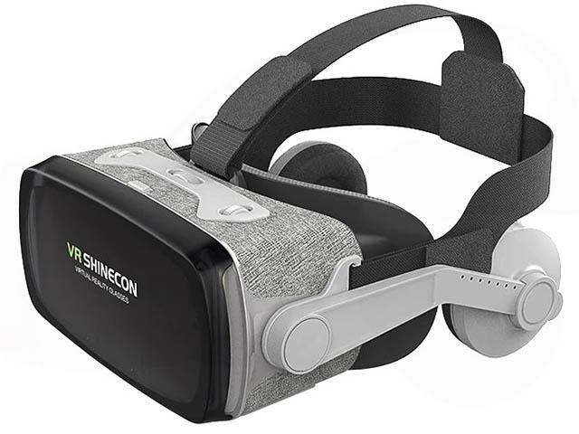 Фото - Очки виртуальной реальности Shinecon SC-G07E очки виртуальной реальности smarterra vr