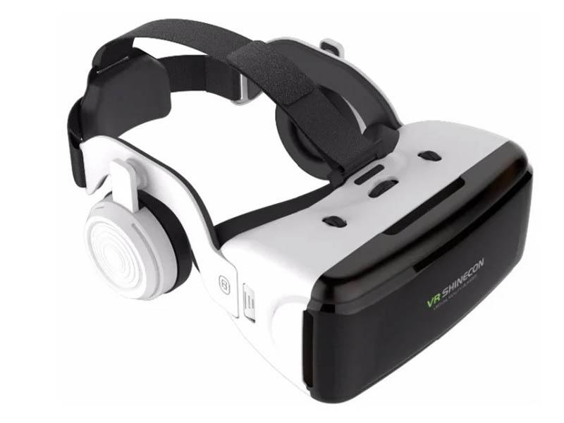 Фото - Очки виртуальной реальности Shinecon SC-G06E очки виртуальной реальности smarterra vr