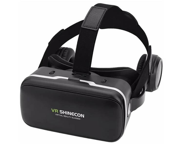 Фото - Очки виртуальной реальности Shinecon SC-G04E очки виртуальной реальности smarterra vr
