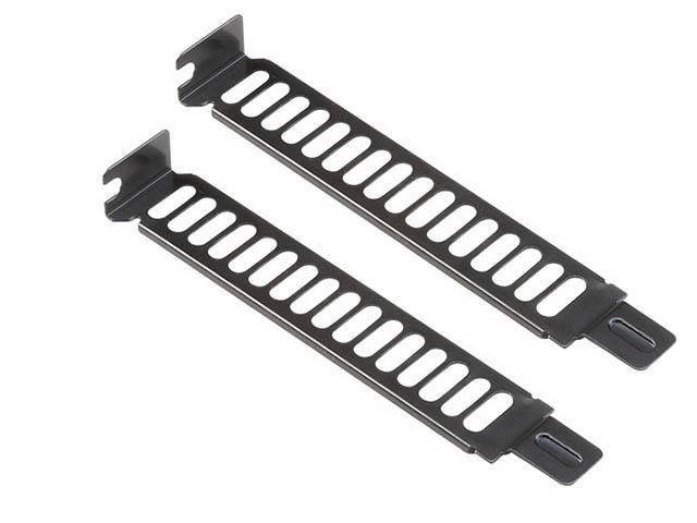 Заглушки Akasa Steel Vented PCI Slot Cover Bracket Full profile AK-MX302