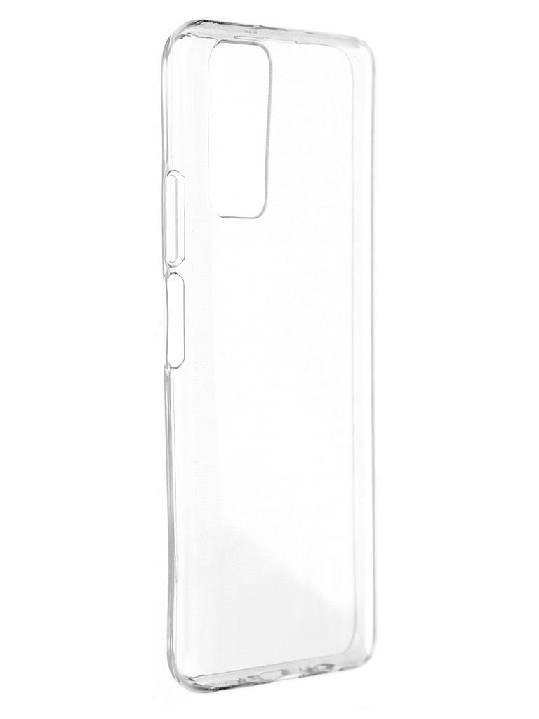 Чехол Neypo для Honor 10X Lite Silicone Transparent NST20098 чехол neypo для honor 10x lite wallet brown nw21257