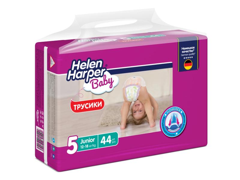 Подгузники Helen Harper Baby Junior Трусики 12-18кг 44шт 270911