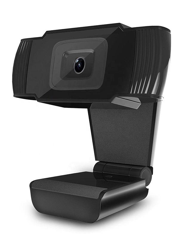 Вебкамера CBR CW 855HD Black