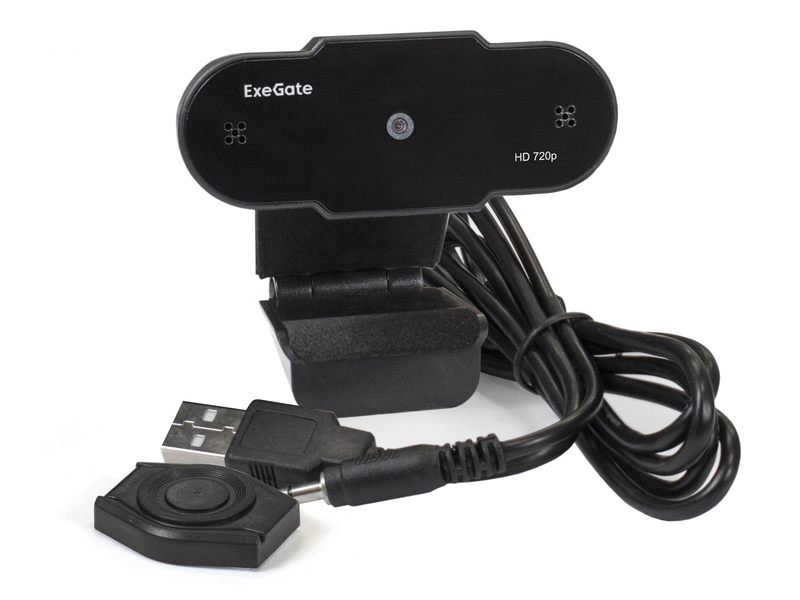 Фото - Вебкамера ExeGate BlackView C525 HD 287385 blackview p2 5 5 inch 4gb 64gb smartphone gray