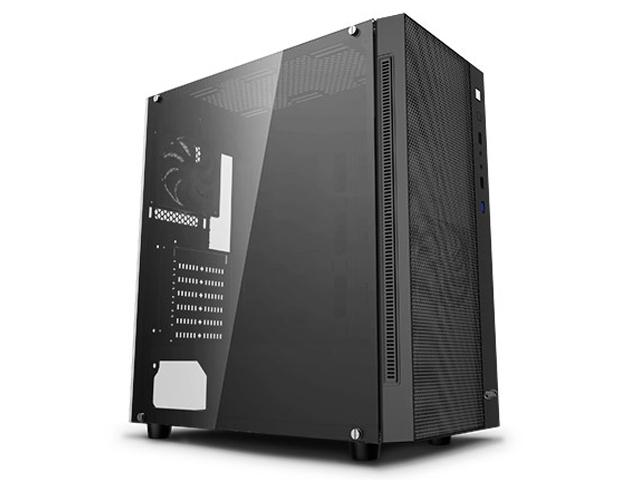 Корпус DeepCool Matrexx 55 MESH 2F Black без БП