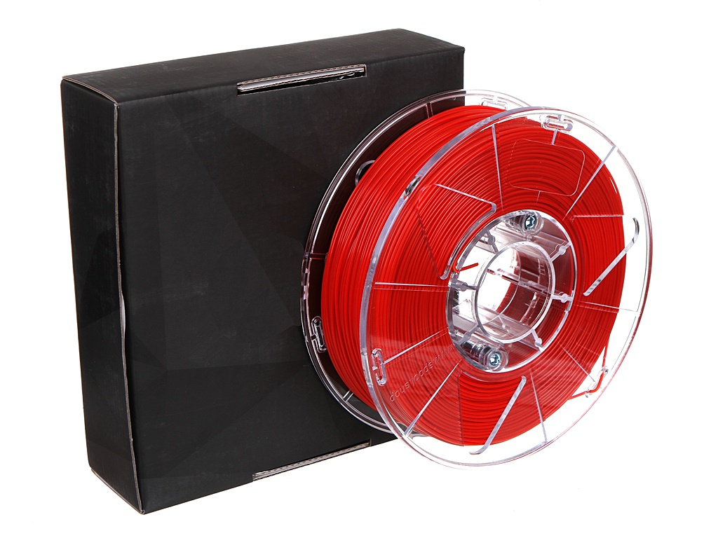 Аксессуар Cactus ABS-пластик 1.75mm 750гр Red CS-3D-ABS-750-RED
