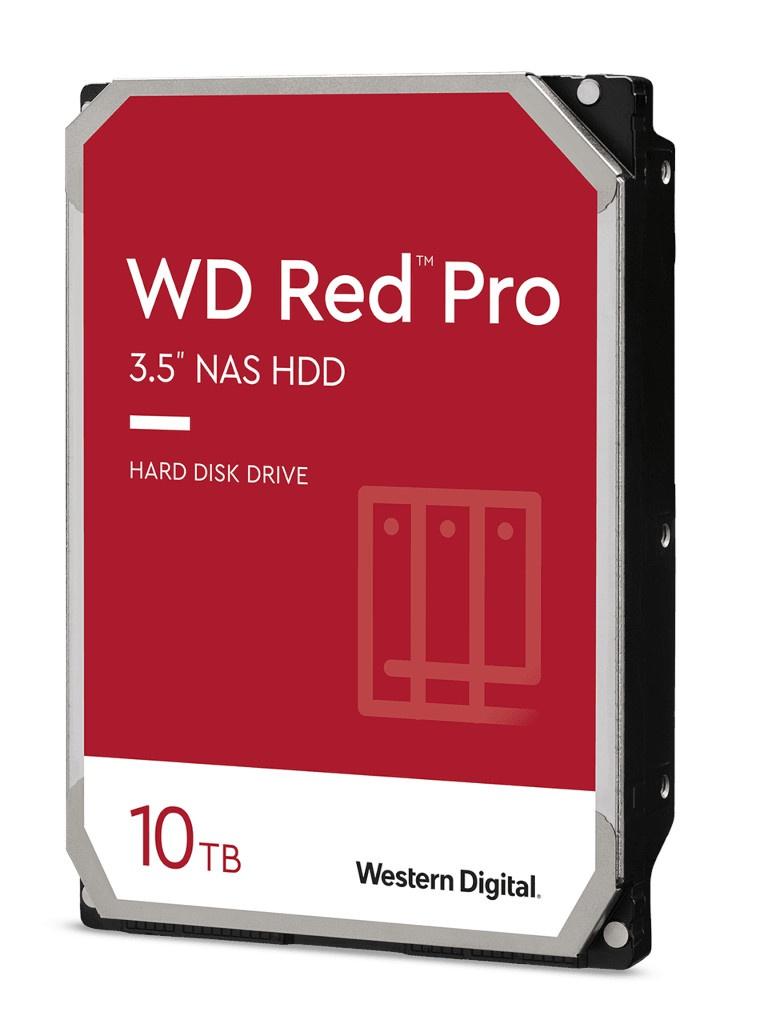 Жесткий диск Western Digital Red Pro 10Tb WD102KFBX