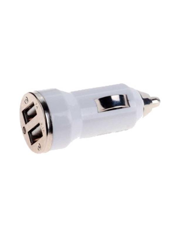 Зарядное устройство Exployd 2хUSB 2.1A+1A White EX-Z-146