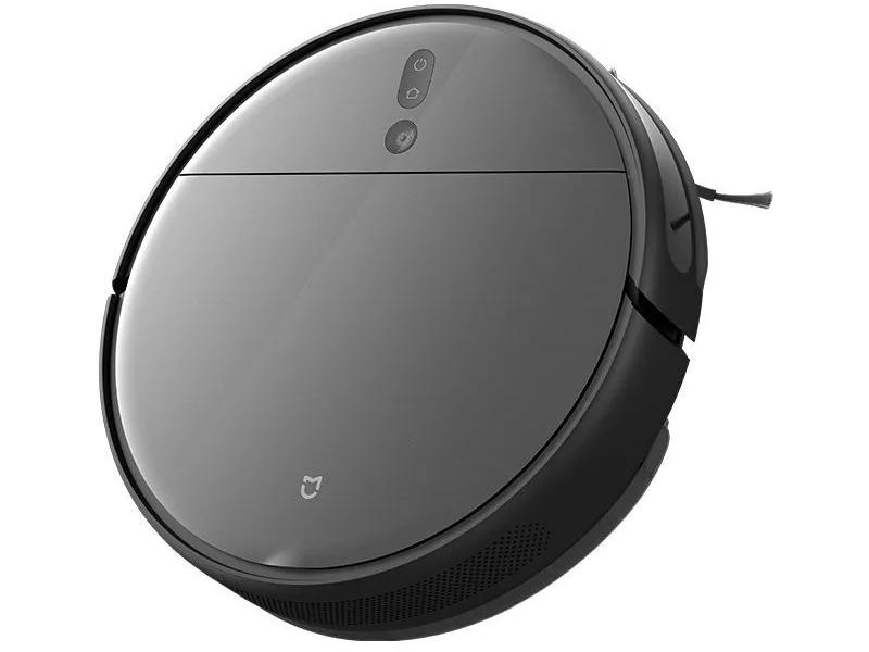 Робот-пылесос Xiaomi Mijia 1T Sweeping Robot Black STYTJ02ZHM