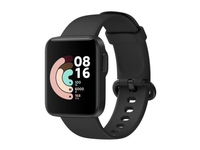 Умные часы Xiaomi Mi Watch Lite Black Выгодный набор + серт. 200Р!!! умные часы xiaomi mi watch lite eac темно синий redmiwt02