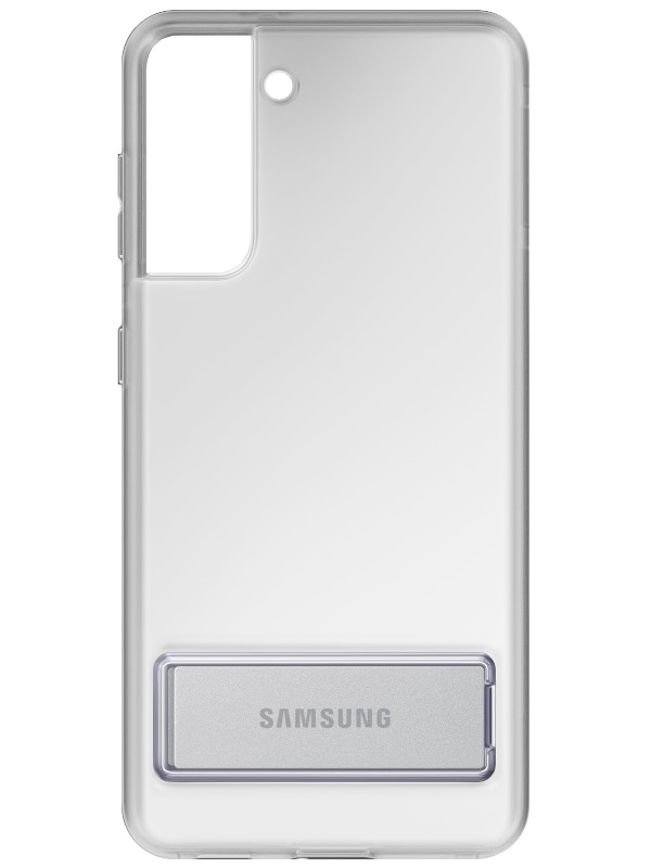 Чехол для Samsung Galaxy S21 Clear Standing Cover Transparent EF-JG991CTEGRU
