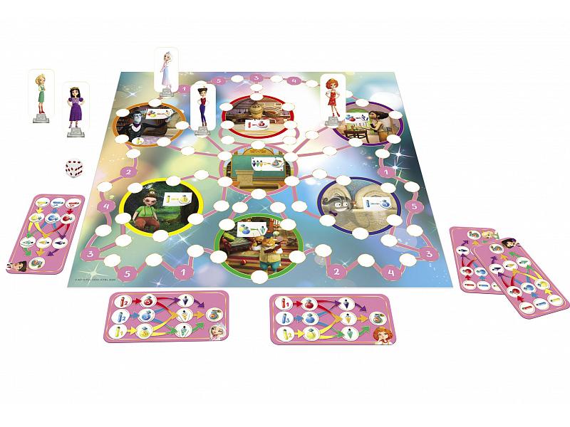 Настольная игра Zvezda Царевны. Волшебное зелье 8915