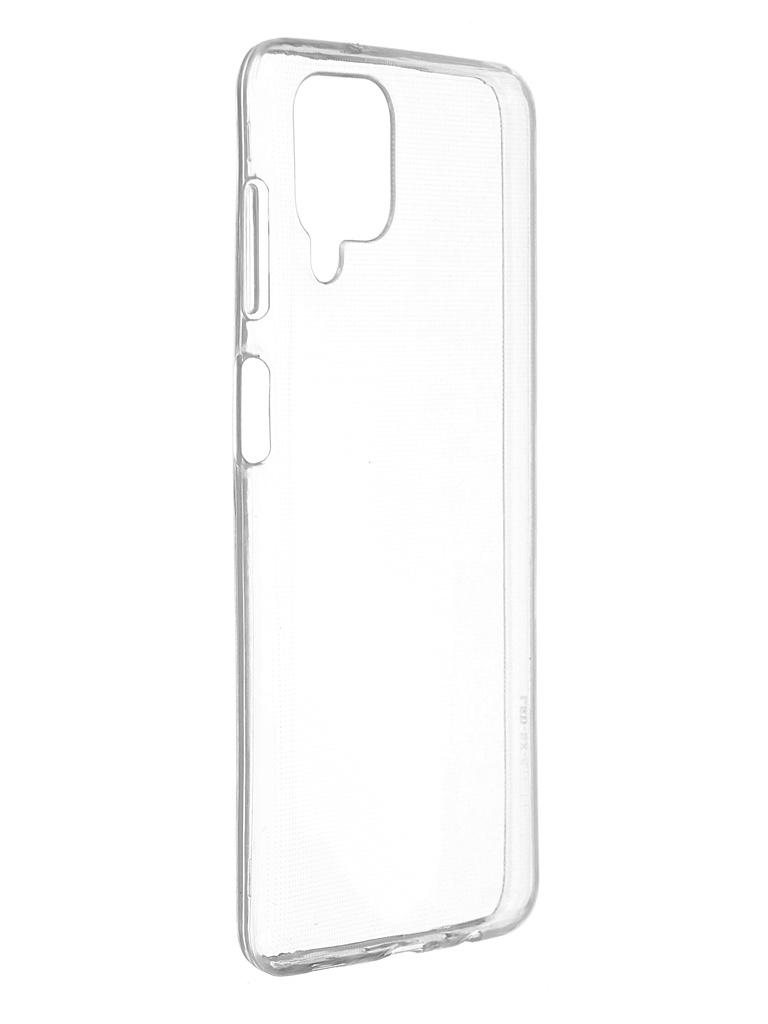 Чехол Svekla для Samsung A12 A125F Silicone Transparent SV-SGA125F-WH