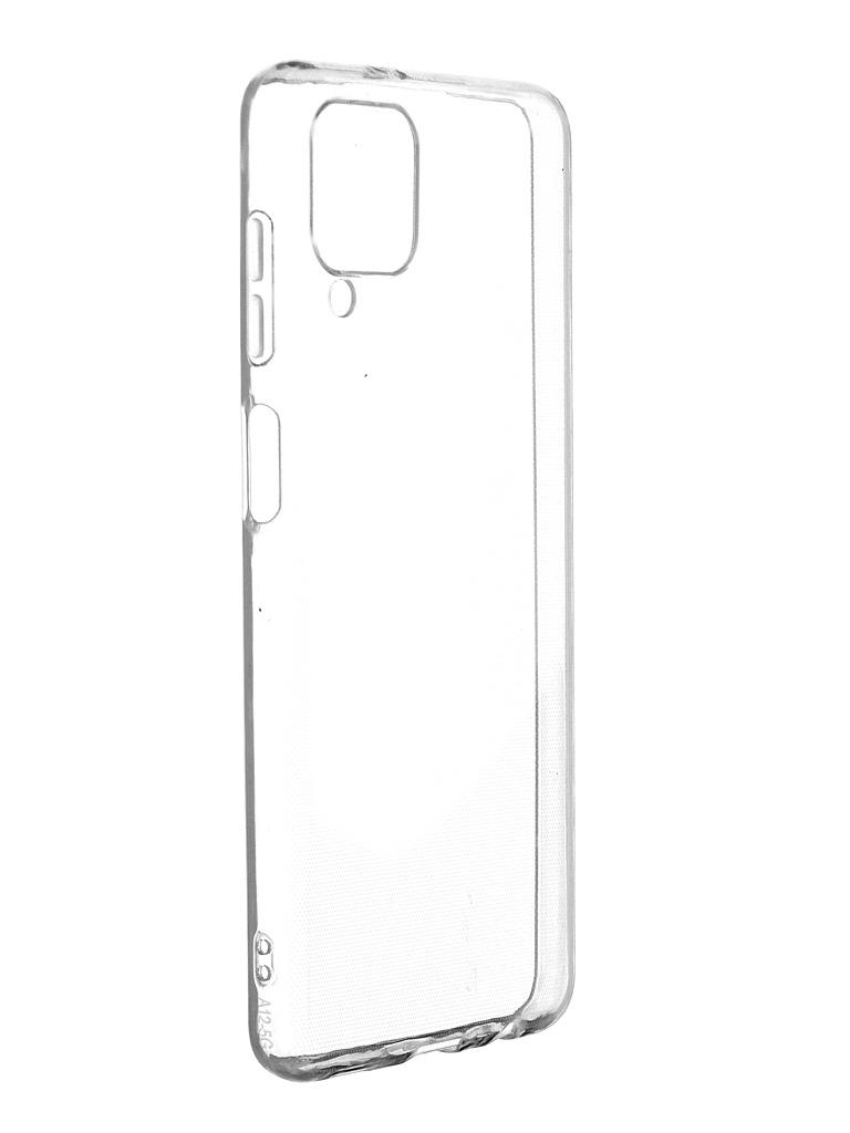 Чехол iBox для Samsung Galaxy A12 Crystal Silicone Transparent УТ000023498 чехол ibox для samsung galaxy m21 crystal silicone transparent ут000021234