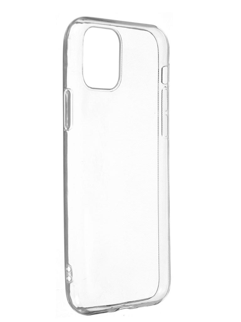 Чехол iBox для APPLE iPhone 11 Pro Crystal Silicone Transparent УТ000018378