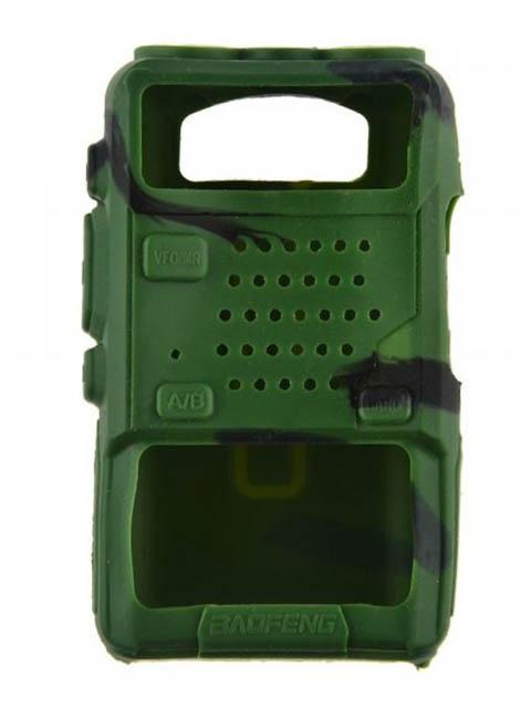 Чехол Baofeng для UV-5R Silicone Camouflage 14860