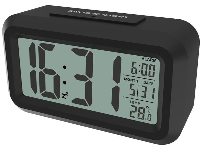 Часы Ritmix CAT-100 Black