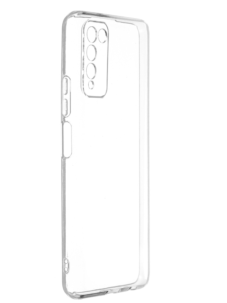 Чехол Zibelino для Honor 10X Lite Ultra Thin Case Transparent ZUTCP-HUA-10X-LITE-TRN