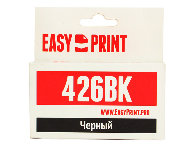 Картридж EasyPrint IC-CLI426BK Black для Canon PIXMA iP4840/MG5140/MG6140/MX884