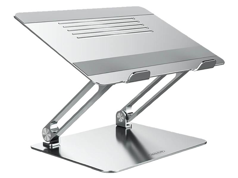 Подставка для ноутбука Nillkin ProDesk Adjustable Laptop Stand Silver 20336