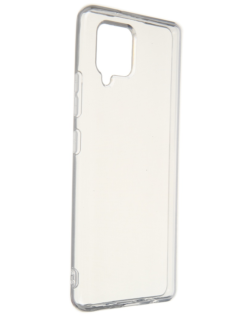 Чехол Krutoff для Samsung Galaxy A42 5G Clear 11683