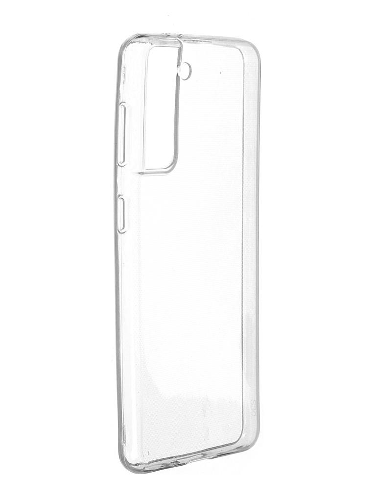 Чехол iBox для Samsung Galaxy S21 / S30 Crystal Silicone Transparent УТ000023609 чехол ibox для samsung galaxy m21 crystal silicone transparent ут000021234
