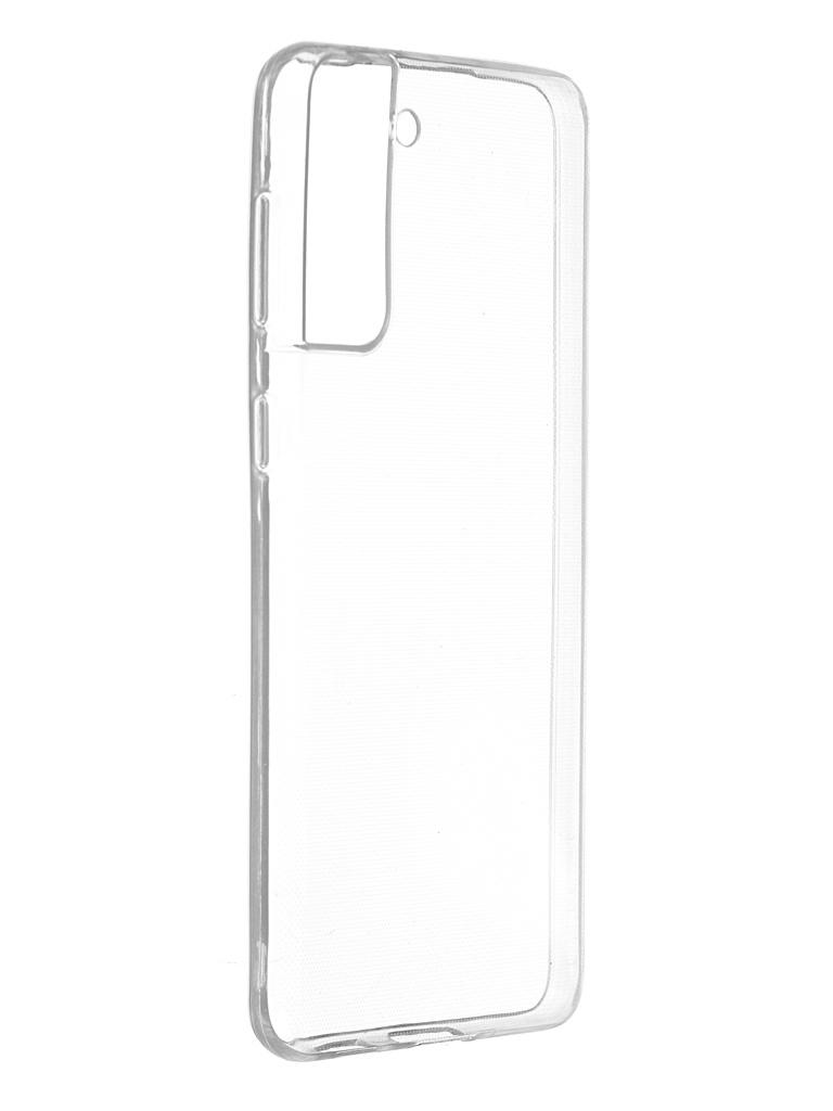 Чехол iBox для Samsung Galaxy S21 Plus / S30 Crystal Silicone Transparent УТ000023610